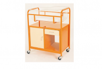 Baby Cot - with Cabinet Model AD-252/A