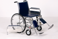 Wheelchair - Leg Rest Adjustable, Arm Rest Removable Model AD-175/B