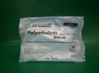 Disposable PE Gloves Transparent