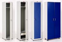 Lockers - Plastic / Wood Models AD-116/C, AD-116/E, AD-116/D, AD-115/F