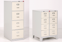 Cabinet - For Files Whit Drawers Models AD-112, AD-113