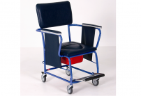 Wheelchair - with Pot Model AD-158