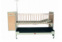 Child Bed with Cabinet & Accompany Bed Model AD-320