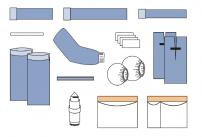 Campuri sterile - accesorii