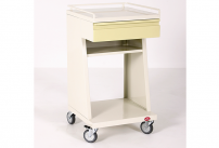 Trolley - Z Shaped Whit 1 Drawer Model AD-163/E